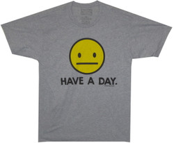 Image for David & Goliath T-Shirt - Have a Day