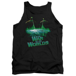 Image for War of the Worlds Tank Top - Global Attack