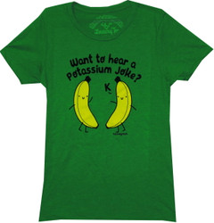 Image for David & Goliath Girls T-Shirt - Bananas