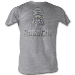 Image for Robocop T-Shirt - Robocop AVI