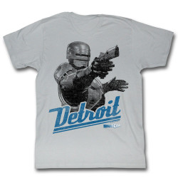 Image for Robocop T-Shirt - Detroit