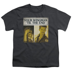 Image for Top Gun Youth T-Shirt - Til the End