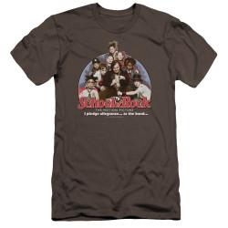 Image for School of Rock Premium Canvas Premium Shirt - I Pledge Allegiance