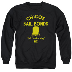 Image for Bad News Bears Crewneck - Chico's Bail Bonds