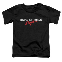 Image for Beverly Hills Cop Logo Poster Toddler T-Shirt
