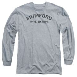 Image for Beverly Hills Cop Long Sleeve Shirt - Mumford