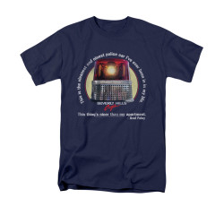 Image for Beverly Hills Cop T-Shirt - Nicest Police Car