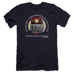 Image for Beverly Hills Cop Premium Canvas Premium Shirt - Nicest Police Car