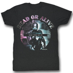 Image for Robocop T-Shirt - You're Coming With Me