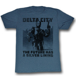Image for Robocop T-Shirt - Delta City