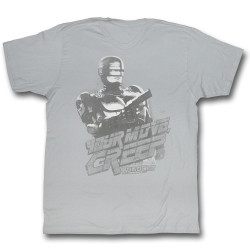 Image for Robocop T-Shirt - Make a Move