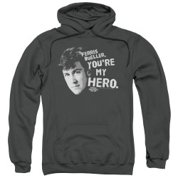 Image for Ferris Bueller's Day Off Hoodie - My Hero