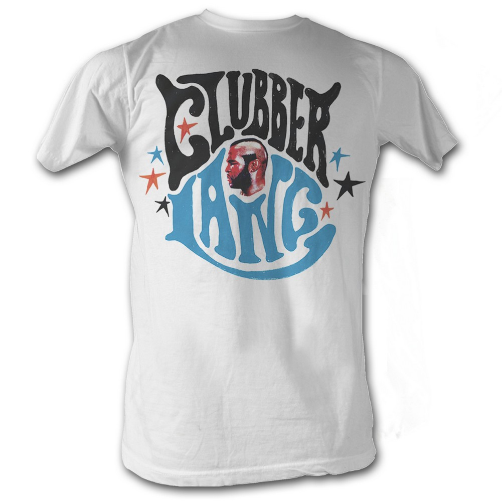 Rocky III CLUBBER LANG in Ring Photo Adult Long Sleeve T-Shirt S-3XL