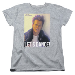 Image for Footloose Womans T-Shirt - Let's Dance
