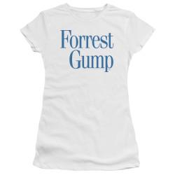 Image for Forrest Gump Girls T-Shirt - Logo