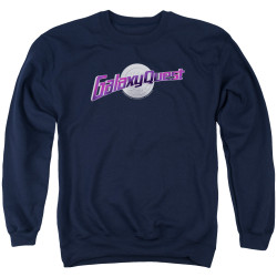 Image for Galaxy Quest Crewneck - Logo