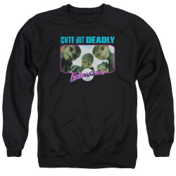 Image for Galaxy Quest Crewneck - Cute but Deadly