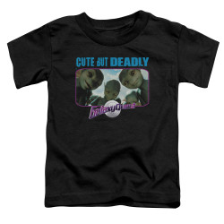 Image for Galaxy Quest Cute but Deadly Poster Toddler T-Shirt