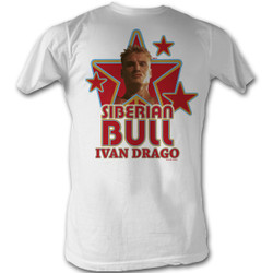 Image for Rocky T-Shirt - Siberian Bull