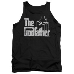 Image for The Godfather Tank Top - Logo