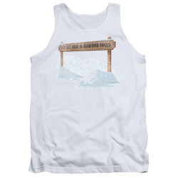 Image for It's a Wonderful Life Tank Top - Beford Falls
