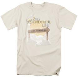 Image for It's a Wonderful Life T-Shirt - Wonderful Story