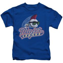 Image for Major League Title Kid's T-Shirt