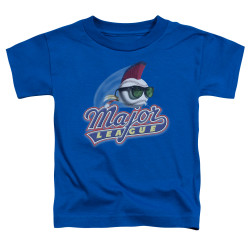 Image for Major League Title Poster Toddler T-Shirt