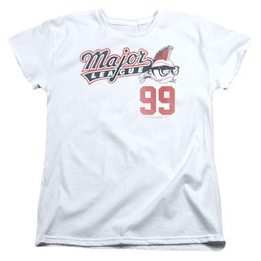Image for Major League Womans T-Shirt - 99