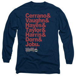 Image for Major League Long Sleeve Shirt - Team Roster