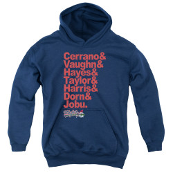 Image for Major League Youth Hoodie - Team Roster