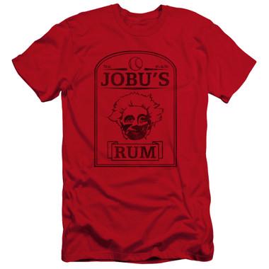 Image for Major League Premium Canvas Premium Shirt - Jobu's Rum
