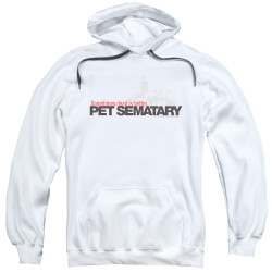 Image for Pet Sematary Hoodie - Logo