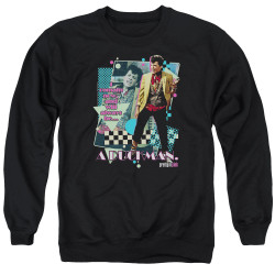 Image for Pretty in Pink Crewneck - A Duckman