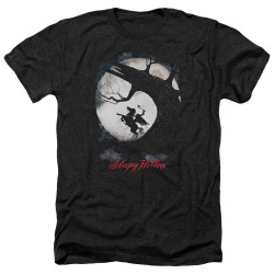 Image for Sleepy Hollow Heather T-Shirt - Poster