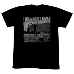 Image for Rocky T-Shirt - Philidelphia Pose