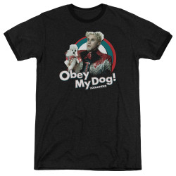 Image for Zoolander Ringer - Obey My Dog