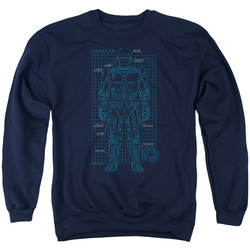 Image for Robocop Crewneck - Schematic