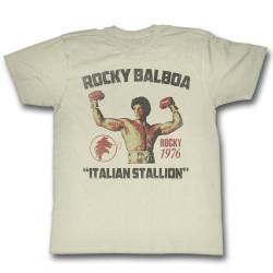 Image for Rocky T-Shirt - the Italian Stallion