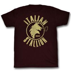 Image for Rocky T-Shirt - Sangria Stallion