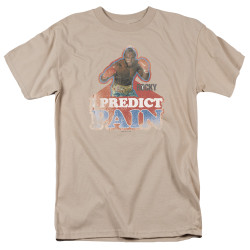 Image for Rocky T-Shirt - Rocky III I Predict Pain