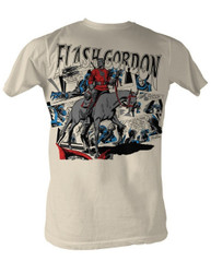 Image for Flash Gordon T-Shirt - Collage