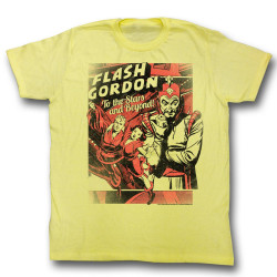 Image for Flash Gordon T-Shirt - To the Stars