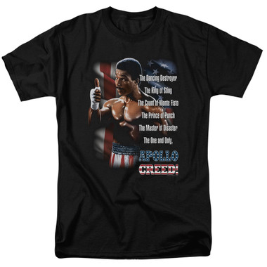 Image for Rocky T-Shirt - The One and Only