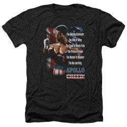 Image for Rocky Heather T-Shirt - The One and Only