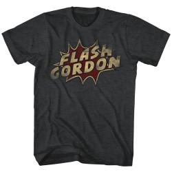 Image for Flash Gordon T-Shirt - Distressed Logo