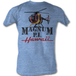 Image for Magnum PI T-Shirt - Flyin' Solo