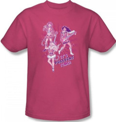 Image for Josie and the Pussycats It's Pussycat Time T-Shirt