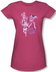 Image for Josie and the Pussycats It's Pussycat Time Girls Shirt