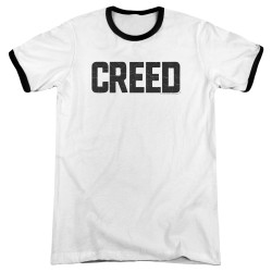 Image for Creed Ringer - Cracked Logo